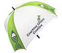 ProSport Deluxe Square Golf Umbrellas  by Gopromotional - we get your brand noticed!