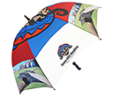 ProSport Deluxe Vented Golf Umbrellas  by Gopromotional - we get your brand noticed!
