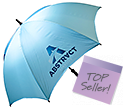 ProSport Deluxe Golf Umbrellas  by Gopromotional - we get your brand noticed!
