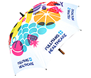 Spectrum Sport Wood Golf Umbrellas  by Gopromotional - we get your brand noticed!