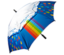 Birkdale StormSport UK Vented Golf Umbrellas  by Gopromotional - we get your brand noticed!
