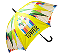 Trekker Executive Auto Walking Umbrellas  by Gopromotional - we get your brand noticed!