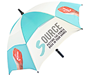 Spectrum Sport Medium Vented Umbrellas  by Gopromotional - we get your brand noticed!