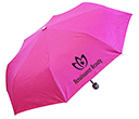 Aluminium Supermini Telescopic Umbrellas  by Gopromotional - we get your brand noticed!