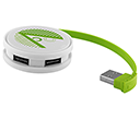Discus USB Hubs  by Gopromotional - we get your brand noticed!