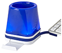 Discovery 4-in-1 USB Desk Hubs  by Gopromotional - we get your brand noticed!
