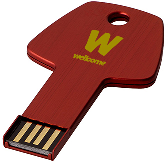 16gb Key Aluminium USB FlashDrive