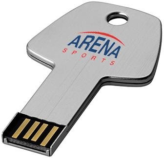2gb Key Aluminium USB FlashDrive
