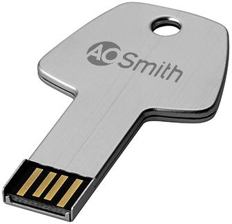 32gb Key Aluminium USB FlashDrive - Engraved