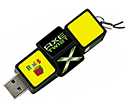 Rubik's USB FlashDrives  by Gopromotional - we get your brand noticed!
